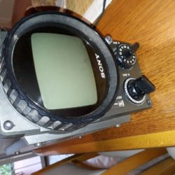 Televisor Sony TV511AN Retro 8 Pulgadas